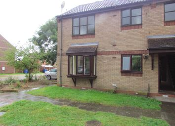 Thumbnail 1 bedroom flat to rent in Benslys Drift, Halesworth