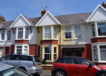 Thumbnail 4 bedroom terraced house for sale in Picton Avenue, Porthcawl