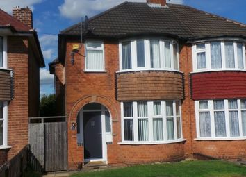 Thumbnail 3 bed semi-detached house for sale in Elizabeth Road, New Oscott, Sutton Coldfield
