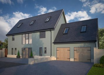 Thumbnail 6 bed detached house for sale in High Street, Burwell, Cambridge
