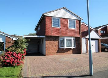 Thumbnail 3 bedroom detached house for sale in St. Davids Close, West Bromwich