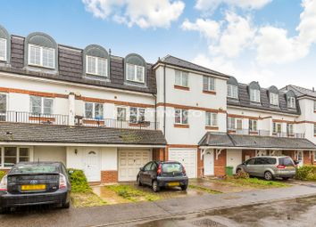 Thumbnail 4 bed town house to rent in Chaucer Way, Colliers Wood, London