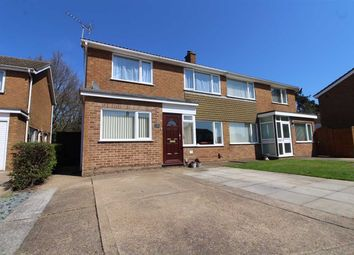 Thumbnail 3 bedroom semi-detached house for sale in Ramsgate Drive, Ipswich