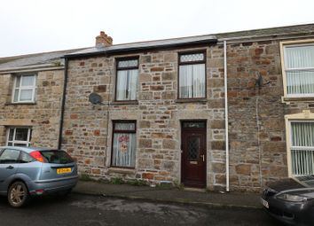 Thumbnail 3 bed terraced house for sale in Moor Street, Camborne