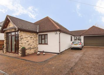 Thumbnail 4 bed detached house for sale in Church Road, Stow-Cum-Quy, Cambridge