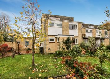 Thumbnail 3 bedroom end terrace house for sale in Milton Manor Drive, Little Milton, Oxford