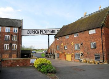 Thumbnail 3 bedroom flat to rent in New Mill, The Flour Mill, Burton On Trent