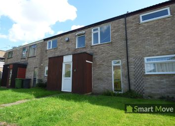 Thumbnail 3 bed terraced house for sale in Barnstock, Bretton, Peterborough, Cambridgeshire.