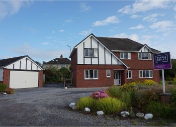 Thumbnail 4 bed detached house for sale in Pen Y Cae Lane, Loughor
