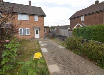 Thumbnail 2 bedroom end terrace house for sale in Abbotts Drive, Stanford-Le-Hope, Essex