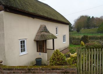 Thumbnail 2 bed cottage to rent in Lympstone, Exmouth