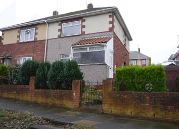 Thumbnail 2 bed semi-detached house for sale in Welbeck Road, Choppington
