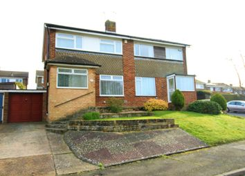 Thumbnail 3 bed semi-detached house for sale in The Fairway, St. Leonards-On-Sea