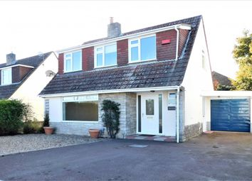 Thumbnail 3 bed detached house to rent in Woodlands Avenue, Poole, Dorset BH154Eh