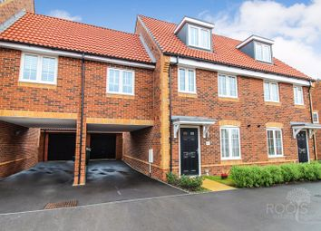 Thumbnail 4 bed semi-detached house for sale in Diamond Drive, Didcot