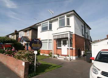 Thumbnail 2 bedroom flat for sale in Grafton Road, Winton, Bournemouth