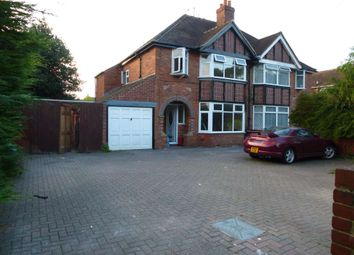 Thumbnail 3 bed detached house to rent in Church Road, Earley, Reading