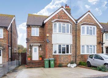 3 bed end terrace house for sale in Harwood Road, Littlehampton BN17