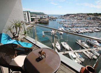 Thumbnail 2 bed flat for sale in Pinnacle Quay, Harbour Avenue, Plymouth
