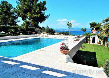 Thumbnail 3 bed villa for sale in Paralia Avlidos, Euboea, Continental Greece