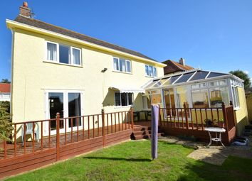 Thumbnail 4 bed detached house for sale in Llys Helyg, Deganwy, Conwy