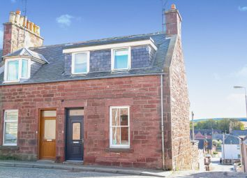 Thumbnail 2 bedroom end terrace house for sale in Fife Street, Turriff