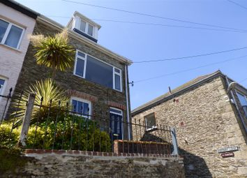 Thumbnail 3 bed end terrace house for sale in Walk Terrace, Polruan, Fowey