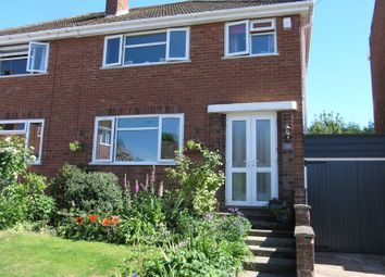 Thumbnail 3 bed semi-detached house for sale in Barn Close, Hayley Green, Halesowen