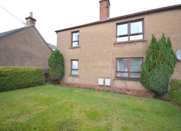 Thumbnail 2 bed flat to rent in Yew Gardens, Muirton Place, New Alyth, Blairgowrie