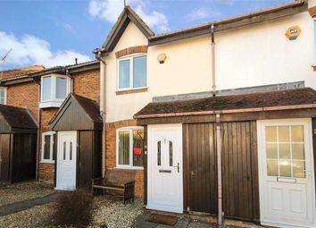 Thumbnail 2 bedroom terraced house for sale in Kimbolton Close, Freshbrook, Swindon