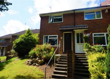 Thumbnail 2 bed end terrace house for sale in Pine Grove, Gillingham