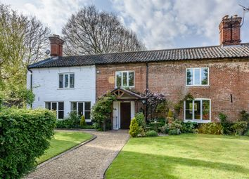 Thumbnail 4 bedroom farmhouse for sale in Watton Road, Colney, Norwich