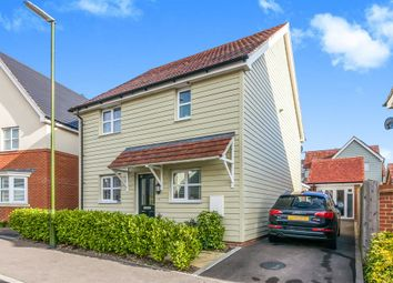 Thumbnail 3 bed detached house for sale in Larkspur Drive, Burgess Hill
