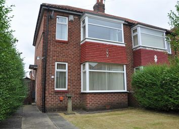 Thumbnail 3 bed semi-detached house to rent in Doxford Gardens, Fenham, Newcastle.