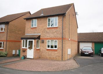 Thumbnail 3 bed link-detached house for sale in Trajan Close, Abbeymead, Gloucester