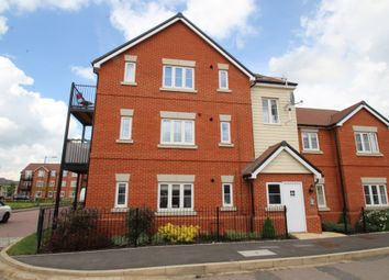 Thumbnail 2 bed flat for sale in Carrick Street, Aylesbury