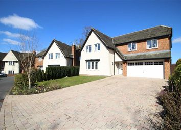 Thumbnail 5 bed detached house for sale in Grimsargh Manor, Grimsargh, Preston
