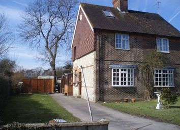 Thumbnail 3 bed cottage to rent in Oakwood Road, Merstham