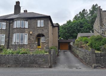 Thumbnail 3 bed semi-detached house for sale in Ing Head Road, Slaithwaite, Huddersfield