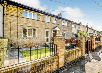 Thumbnail 4 bed terraced house for sale in Lawton Street, Primrose Hill, Huddersfield