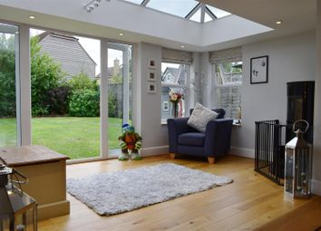 Thumbnail 3 bed detached house for sale in Down End, Chieveley, Newbury