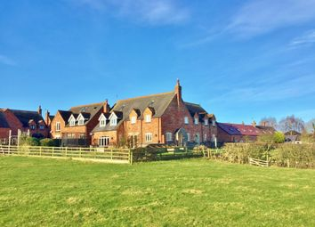 Thumbnail 5 bed detached house for sale in Brook Farm Court, Willoughby On The Wolds