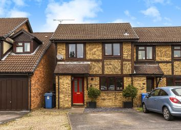Thumbnail 2 bed end terrace house for sale in Morley Close, Yateley, Hampshire