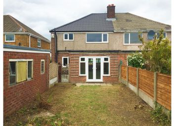 Thumbnail 3 bed semi-detached house for sale in Ullswater Road, Preston