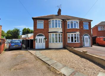 Thumbnail 3 bed semi-detached house for sale in St. Annes Drive, Leicester