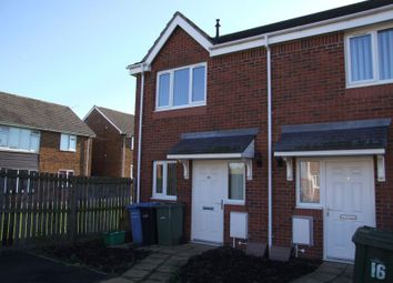 Thumbnail 2 bed terraced house to rent in Holyhead Close, Seaham