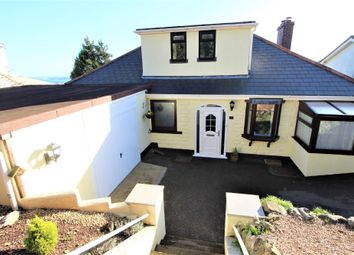 Thumbnail 3 bed detached bungalow for sale in Dunstone Park Road, Paignton