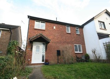 Thumbnail 3 bed link-detached house to rent in Curtis Mews, Wellingborough, Northamptonshire