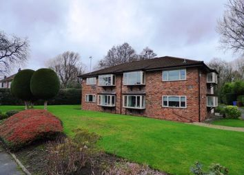 Thumbnail 2 bed flat for sale in The Copse, Balmoral Drive, High Lane, Stockport