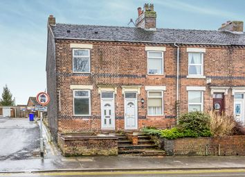 Thumbnail 2 bed terraced house for sale in Werrington Road, Bucknall, Stoke-On-Trent